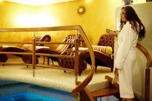 Golden Royal Boutique Hotel & Spa, Hotels  Košice - big - 75