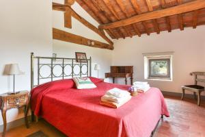 Casale delle Noci Apartment, Апартаменты  Таварнелле-Валь-ди-Пеза - big - 60