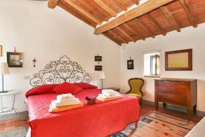 Casale delle Noci Apartment, Апартаменты  Таварнелле-Валь-ди-Пеза - big - 67