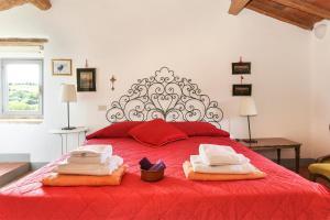 Casale delle Noci Apartment, Апартаменты  Таварнелле-Валь-ди-Пеза - big - 68