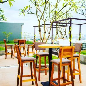 Bodaiju Residences, Апартаменты  Пномпень - big - 15