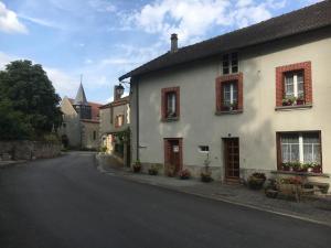 Accommodation in Fromental
