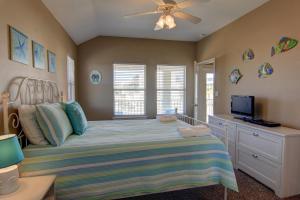 Casa Diga at Beach Haven, Dovolenkové domy  Corpus Christi - big - 63