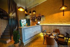 Квартира-студия, Apartmanok  Mejinistsqali - big - 28
