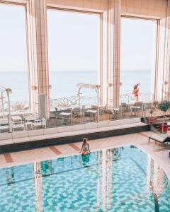 Hyatt Regency Nice Palais de la Méditerranée, Hotel  Nizza - big - 12