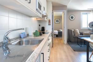 Habitat Apartments Cool Jazz, Апартаменты  Барселона - big - 68
