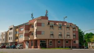 Garni Hotel Vigor, Hotel  Novi Sad - big - 32