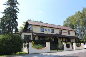 Accommodation in Czechówka