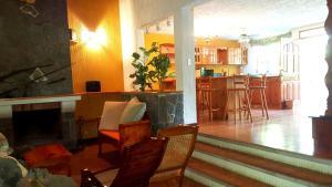 Villas de Atitlan, Комплексы для отдыха с коттеджами/бунгало  Серро-де-Оро - big - 183