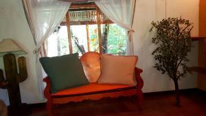 Villas de Atitlan, Комплексы для отдыха с коттеджами/бунгало  Серро-де-Оро - big - 179