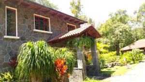 Villas de Atitlan, Комплексы для отдыха с коттеджами/бунгало  Серро-де-Оро - big - 165
