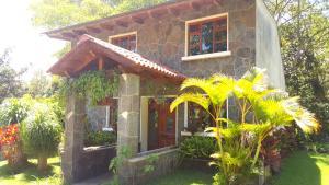 Villas de Atitlan, Комплексы для отдыха с коттеджами/бунгало  Серро-де-Оро - big - 164
