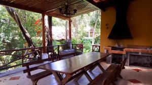 Villas de Atitlan, Комплексы для отдыха с коттеджами/бунгало  Серро-де-Оро - big - 162