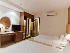 Bong Sen Hotel Saigon, Отели  Хошимин - big - 31