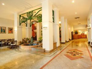 Bong Sen Hotel Saigon, Hotely  Hočiminovo Mesto - big - 37