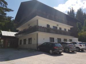 Casa Alpina Dobbiaco, Гостевые дома  Добьяко - big - 34