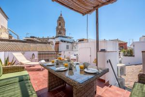 obrázek - Two-bedroom apartment with roof terrace Siglo