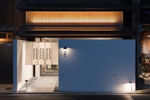 Luxury designer private room hotel Toka Central Kyoto