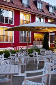 Waldhotel Stuttgart, Szállodák  Stuttgart - big - 87