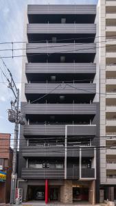 Grandi Nipponbashi Park Hotel, Apartments  Osaka - big - 77