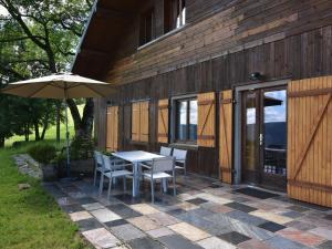 Location gîte, chambres d'hotes Beautiful Chalet Amidst Mountains in Saulxures-sur-Moselotte dans le département Vosges 88