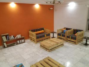 Ahome, Bed & Breakfasts  Lomé - big - 5