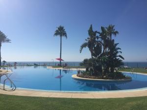 Mi Capricho Con Vistas Al Mar Y A La Piscina, Apartmanok  Sitio de Calahonda - big - 1
