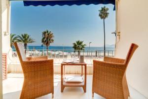 IMMOGROOM Sea view Panoramic terrace 1 min beach CONGRESS/BEACH