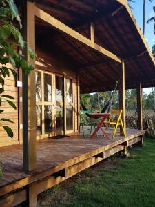 Maui do Brasil, Лоджи  Икараи - big - 20