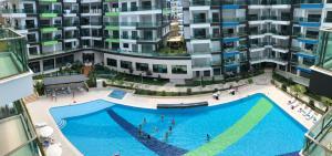 Konak Seaside Resort, Apartmanok  Alanya - big - 99