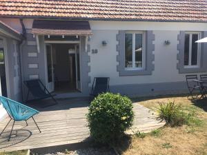 Maison La désirée - Jardin - proximité plage