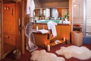 Le Sherpa Val Thorens Hôtels-Chalets de Tradition, Hotely  Val Thorens - big - 31