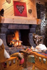 Le Sherpa Val Thorens Hôtels-Chalets de Tradition, Hotely  Val Thorens - big - 33