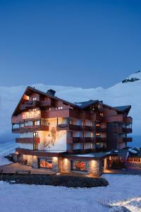 Le Sherpa Val Thorens Hôtels-Chalets de Tradition, Hotely  Val Thorens - big - 32