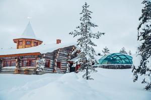 Kakslauttanen Arctic Resort (31 of 77)