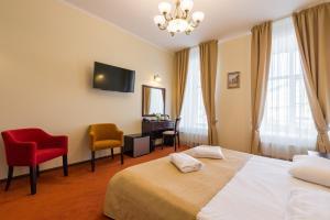 Hotel Solo Moyka 82, Hotely  Petrohrad - big - 96