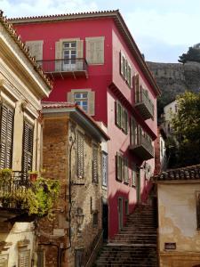 Grand Sarai Nafplio Argolida Greece