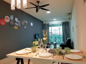 Bukit Jalil 9pax LRT Axiata Arena Cozy Apartment - Kampong Bohol