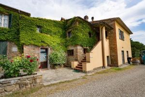 Agriturismo Fattoria Di Gratena, Фермерские дома  Pieve a Maiano - big - 117