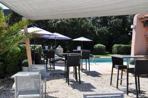 Hôtel de la Vierge Noire, Hotel  Sainte-Maxime - big - 30