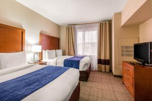 Comfort Inn & Suites IAH Bush Airport – East, Szállodák  Humble - big - 35