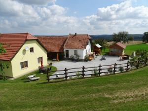 Accommodation in Eisengraberamt