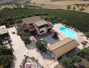 Agriturismo Tenuta San Giovanni Casale Leto, Farmy  Sant'Angelo Muxaro - big - 56