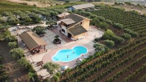 Agriturismo Tenuta San Giovanni Casale Leto, Farmy  Sant'Angelo Muxaro - big - 54