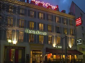 Hotel Claret, Szállodák  Párizs - big - 39