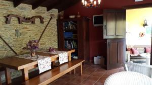 Apartamentos Rurales Casa Pachona, Апартаменты  Пуэрто-де-Вега - big - 104