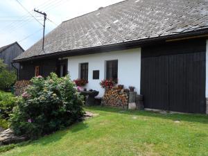 Chata Stylová chalupa na kraji národního parku Šumava Strunkov Česko