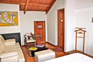 Casa La Villa De Moises, Alloggi in famiglia  Chía - big - 46