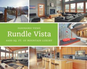 Rundle Vista by Rockies Rentals - Waiparous Village
