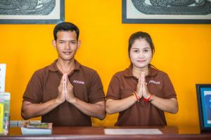 Visoth Boutique, Hotels  Siem Reap - big - 129